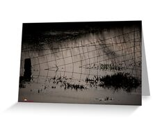 Reflective Arrows Greeting Card
