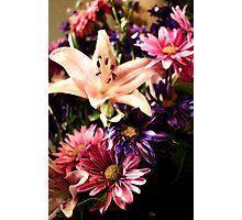 Bouquet #1 Photographic Print
