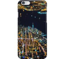 New York City At Night Pt 11 iPhone Case/Skin