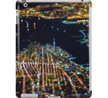 New York City At Night Pt 11 iPad Case/Skin