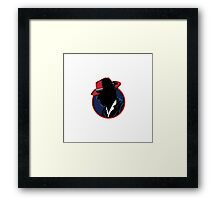 We are the champions Framed Print