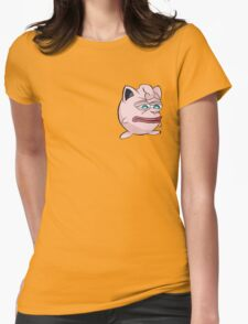 Jigglypepe Womens Fitted T-Shirt