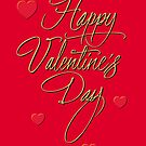 Valentine's are Red by luvapples downunder/ Norval Arbogast