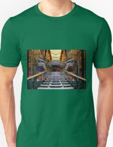 Central Staircase Unisex T-Shirt