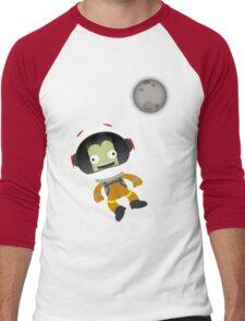 Mún or Bust! Kerbal Space Program Men's Baseball ¾ T-Shirt