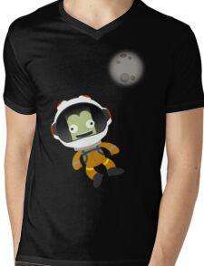 Mún or Bust! Kerbal Space Program Mens V-Neck T-Shirt
