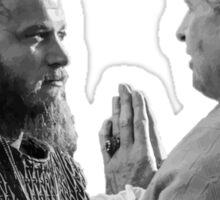 Baptism Of Ragnar Lothbrok Sticker