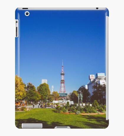 Sapporo TV Tower iPad Case/Skin