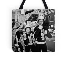 Wacky Year of the Rabbit Tote Bag