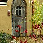 """""""Spanish Style Cottage - Rainy Day"""" by waddleudo"""
