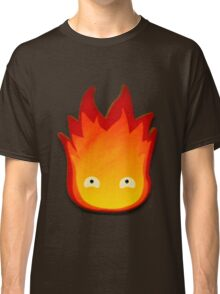 Calcifer! Howls moving castle. Classic T-Shirt