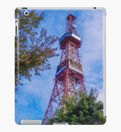 Sapporo TV Tower 2 iPad Case/Skin