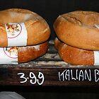 Italian bread by Maggie Hegarty
