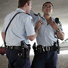 Model Police by Tatiana R
