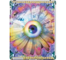 all seeing cosmic eye iPad Case/Skin