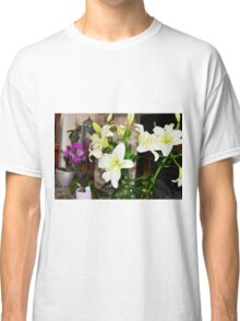 Floral display Classic T-Shirt