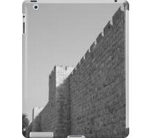 Wall Aye iPad Case/Skin