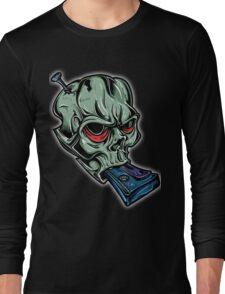 Skull & Cassette Long Sleeve T-Shirt
