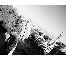 Parl Guell Photographic Print