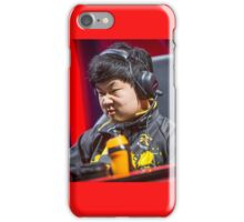 Angry Huni iPhone Case/Skin