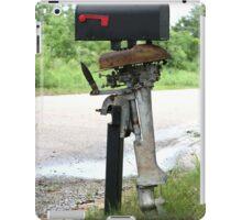 Oeanside Mail iPad Case/Skin