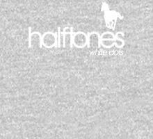 Halftones | White Dots Unisex T-Shirt