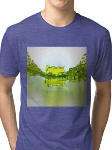 We are many - Abstract CG Tri-blend T-Shirt