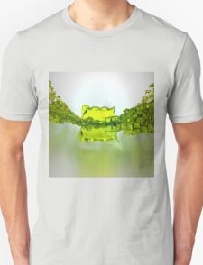 We are many - Abstract CG Unisex T-Shirt