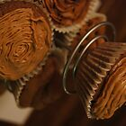 chocolate cup cakes by Demelza Snell