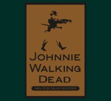Johnnie walking dead by Faniseto