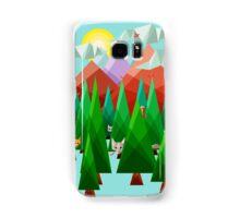Abstract Landscape Samsung Galaxy Case/Skin