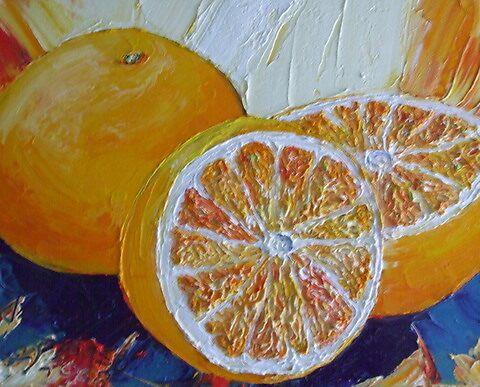 Grapefruit Study by OriginalbyParis