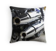Be heard! Throw Pillow