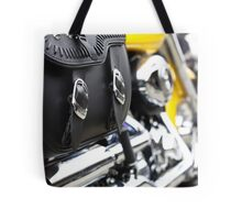 HD buckles Tote Bag