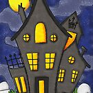 Haunted House by Hena Tayeb