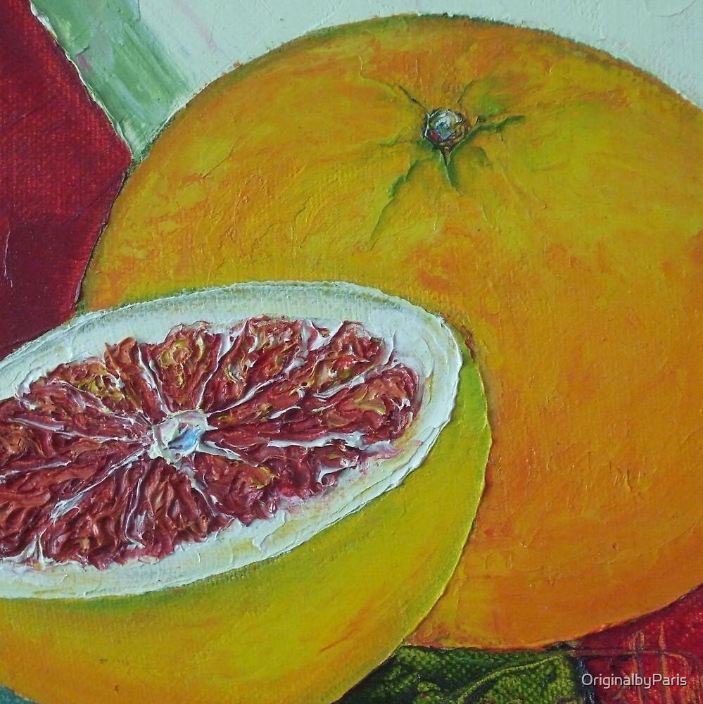 Grapefruit by OriginalbyParis