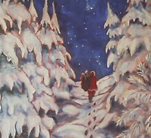 Santa's Trek by OriginalbyParis