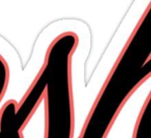 Esh (Fire in Hebrew) Graphic Sticker