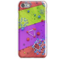 Particleful - Abstract CG iPhone Case/Skin