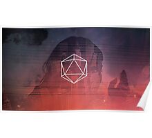 Odesza Colorful Poster
