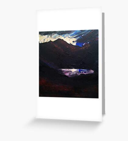 'Cadair Idris' Greeting Card