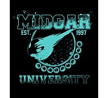 Midgar University Photographic Print