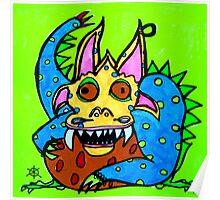 le petit monstre Dewey Poster