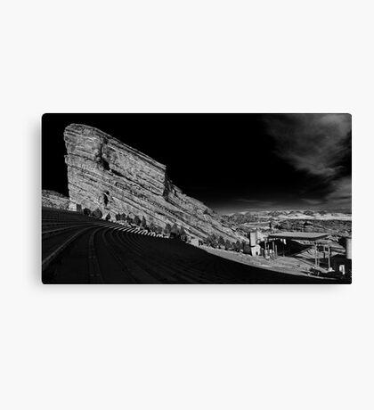 Red Rocks Amphitheater Canvas Print