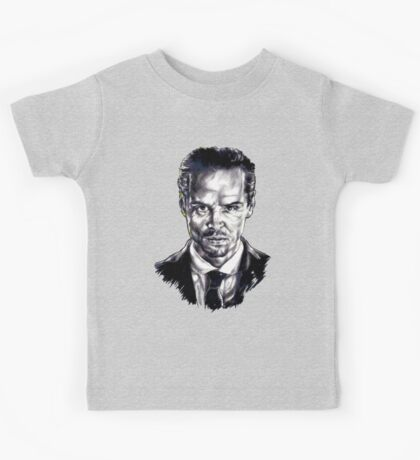 Moriarty (Andrew Scott) Kids Tee