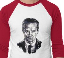 Moriarty (Andrew Scott) Men's Baseball ¾ T-Shirt