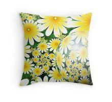 Royal Garden Sphere # 11 Throw Pillow