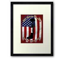 All Gave Some... Some Gave All Framed Print