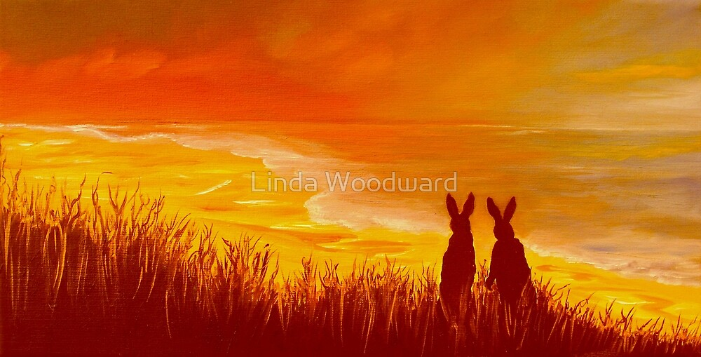 Fancy a Dip by Linda Woodward