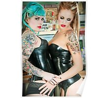 Latex Lovers: Poster